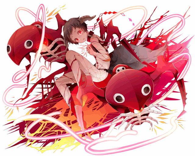 【堕ちる妖精】異界型_第5使徒×バーゲスト
