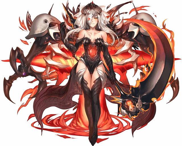 【堕ちる妖精】異界型_第4使徒×異界の女王