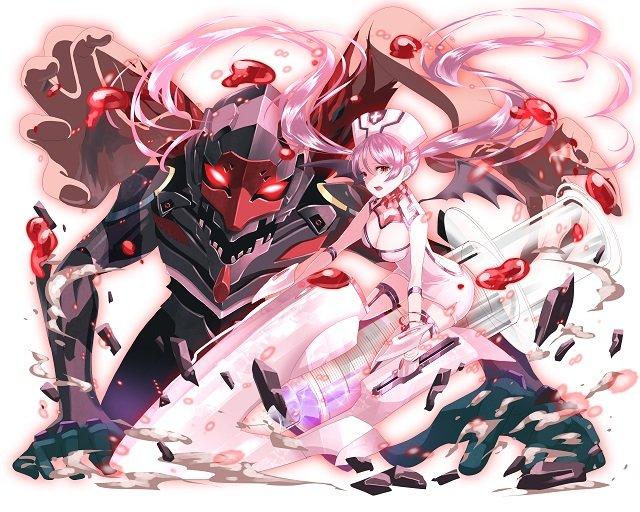 【堕ちる妖精】異界型_第9使徒×バーバンシー