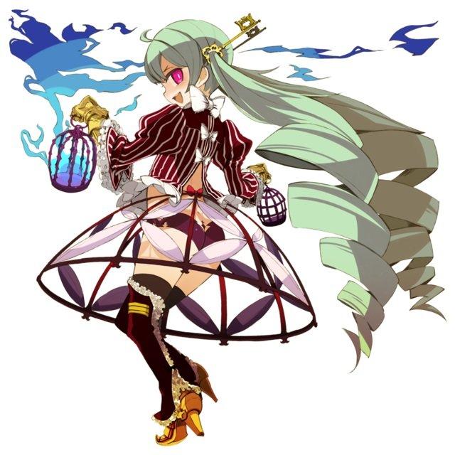 【典獄の騎士】第二型メレアガンス