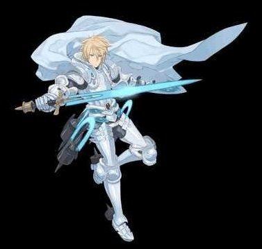 【湖の騎士】拡散型ランスロット