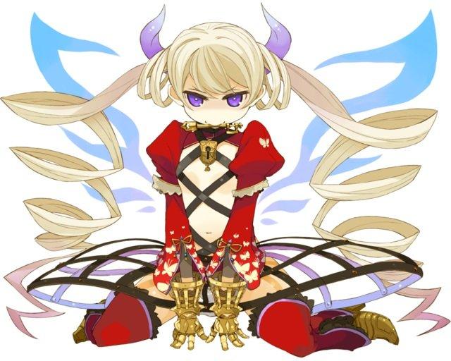 【策謀の典獄姫】第二型メレアガンス