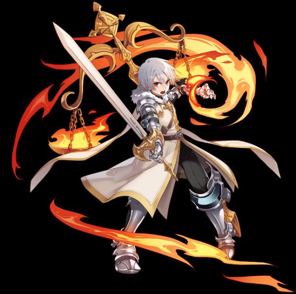 【怒りの騎士】第二型ガヘリス