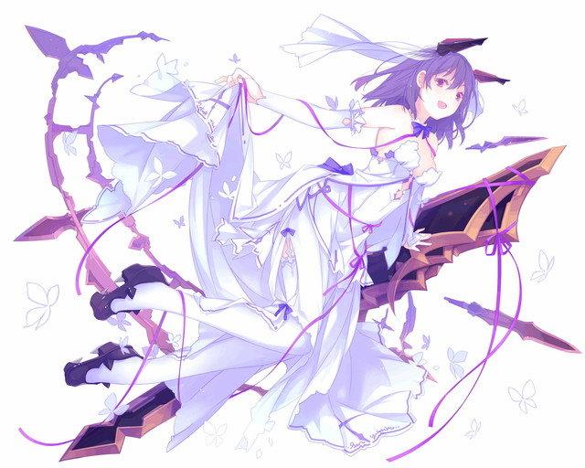 【終末の乙女】純白型ファルサリア