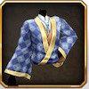ハイカラ羽織青