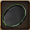 ミスリチウムのお盆緑