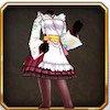 茶屋姫の服