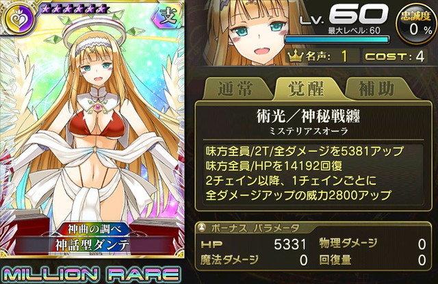 【神曲の調べ】神話型ダンテ