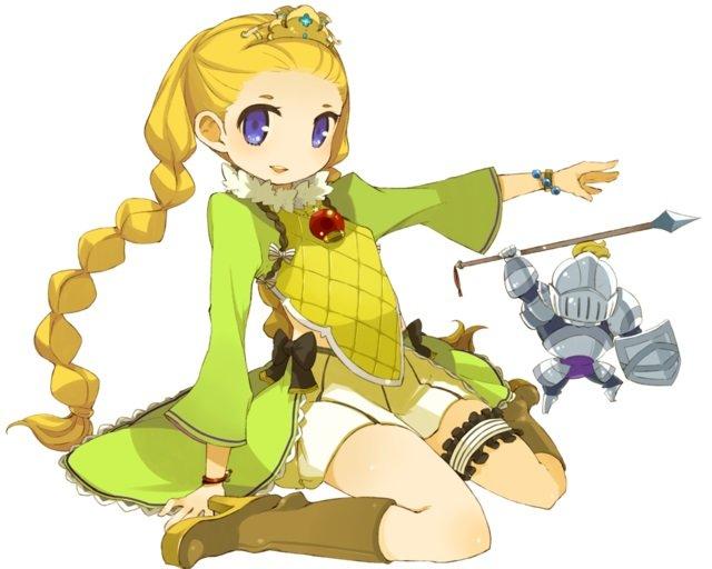 【剣の召喚士】支援型リネット