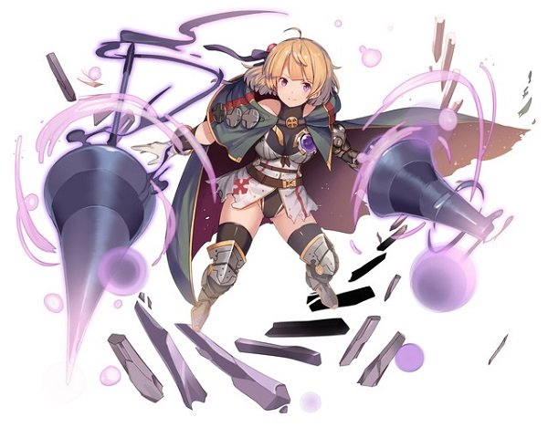 【双剛槍】第二型ガレス
