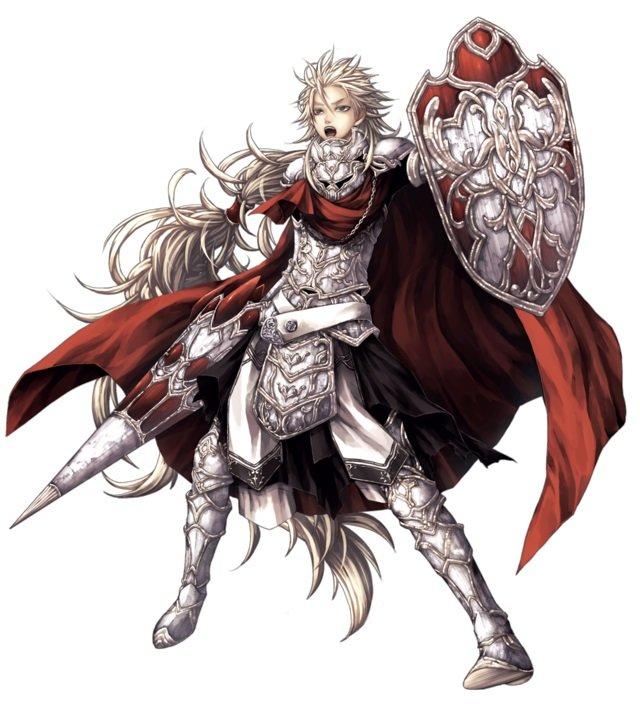 【殲滅の騎士】第二型ラモラック