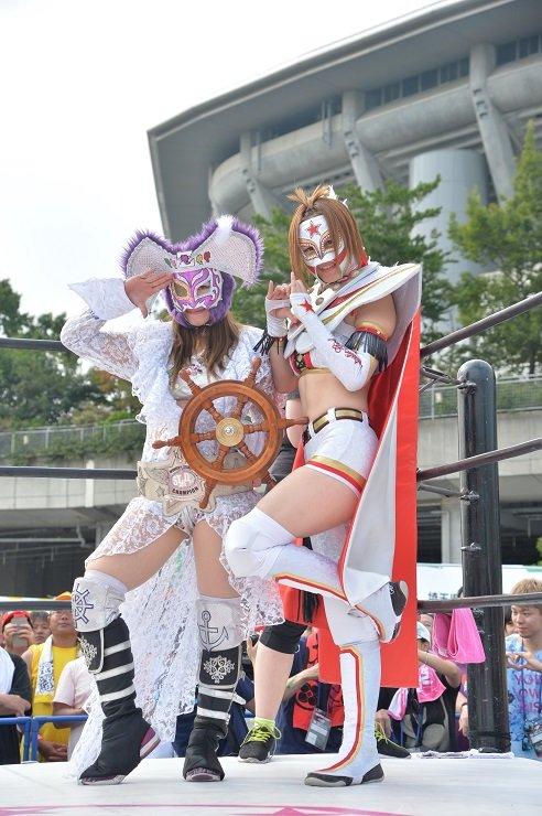桃神祭でファンタスティック!!
