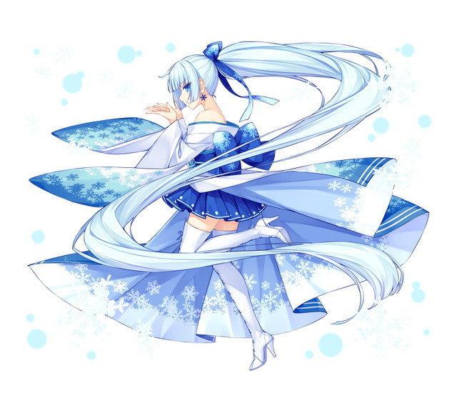 【妖精】雪女