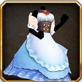 高原の散歩姫ドレス(空)
