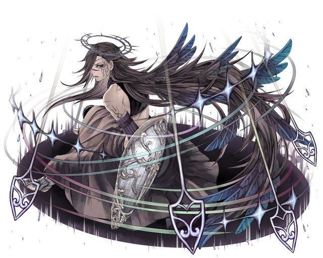 【騎士】闇堕型アキレウス