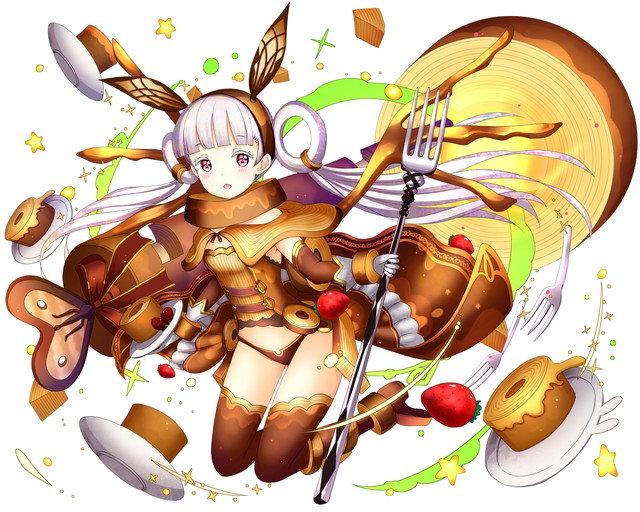 【七彩の輪】甘味型ウアサハ