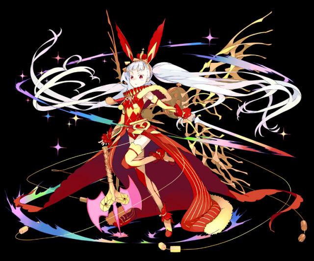 【瞬ける七彩光】複製型ウアサハ