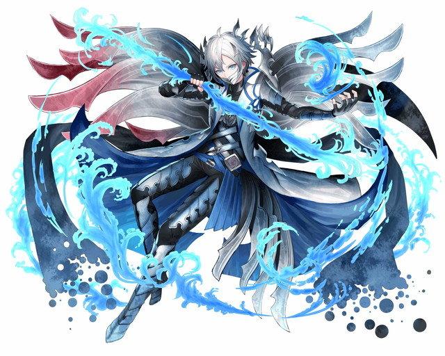 【騎士】聖騎型エレック