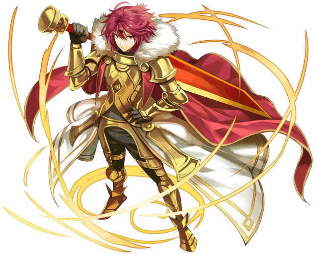 【豪放なる剣】聖装型ガラティーン