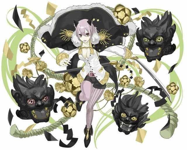 【呪詛の妖精】狗神