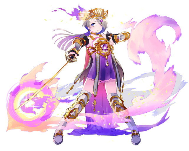 【騎士】絢爛型アメジスト