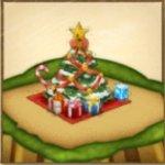 「ハッピークリスマスパーティ!!」記念建物