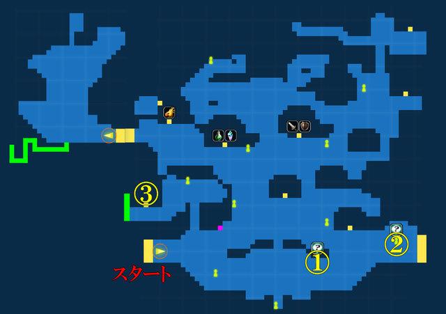 クエストマップ