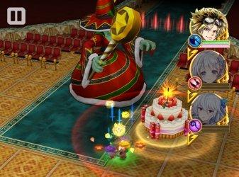 ケーキ爆弾