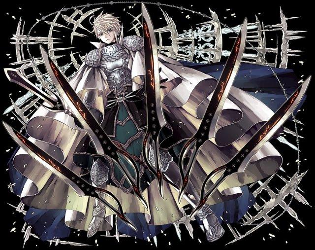 【円卓の騎士】円卓型トリストラム