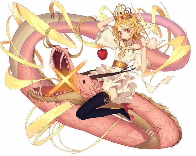 【操竜の魔術師】魔法型クーロイマクダーリ