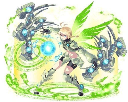 【首刈りの妖精】緑の騎士