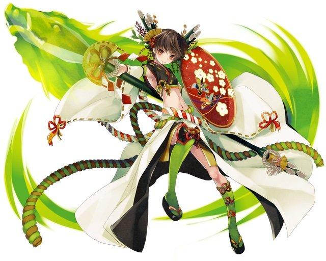 【猛突の女帝】新春型シーザー