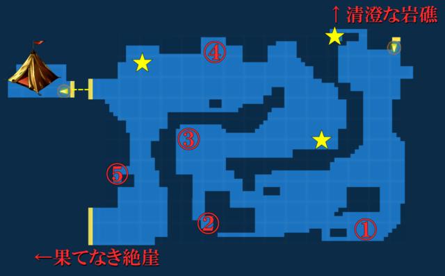 宝箱マップ