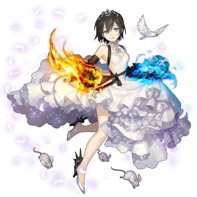 【騎士】童話型エターナル・フレイム