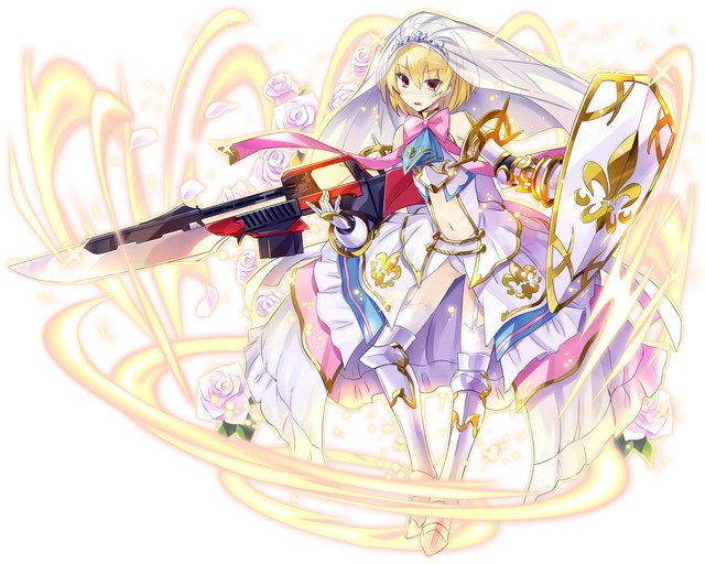 【騎士】純白型ジャンヌダルク