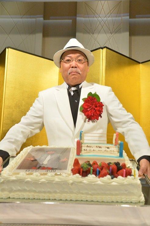 ロッシー社長60歳おめでとうございます!!!