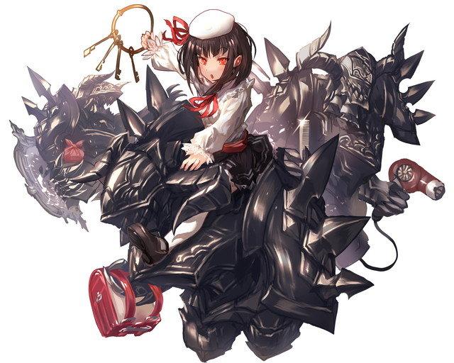 【騎士】逆行型ダーマス