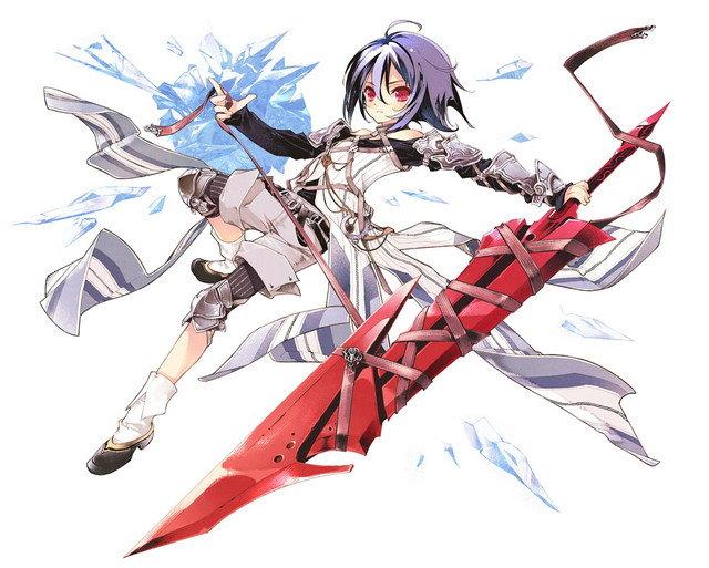 【騎士】逆行型モードレッド