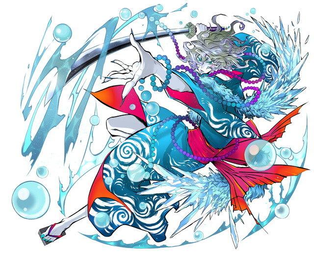 【三尺の氷】神装型村雨