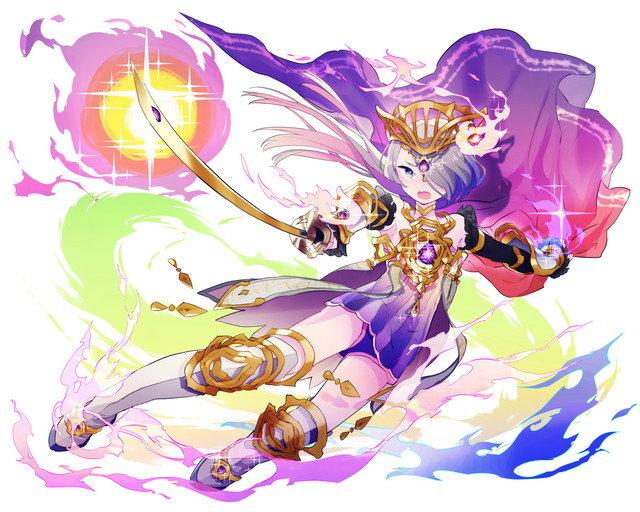 【誉望の紫晶】絢爛型アメジスト