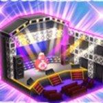 新人アイドルのライブ会場
