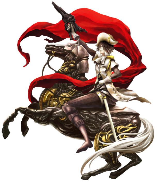 【騎士】特異型ナポレオン