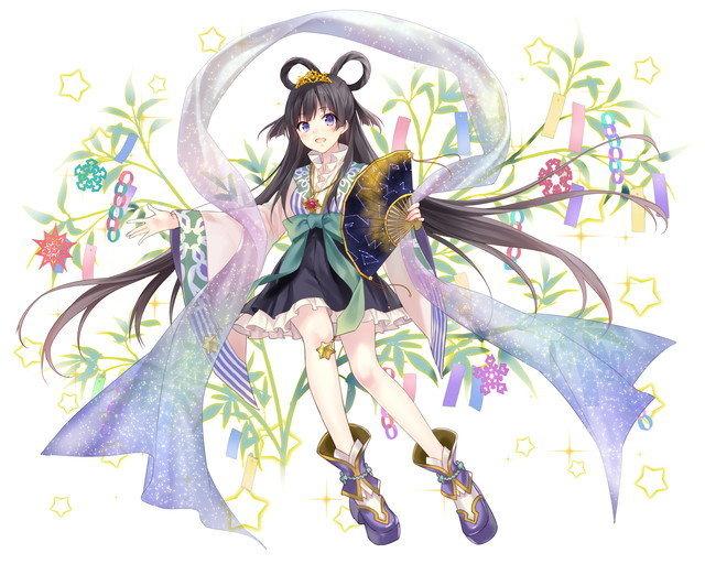【騎士】星冠型織姫