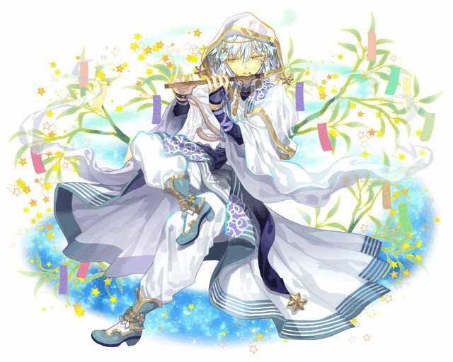 【騎士】星冠型彦星