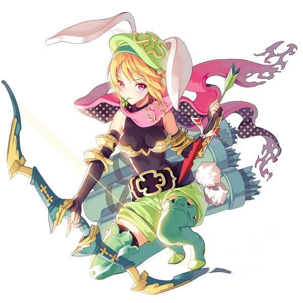 【騎士】半獣型ロビンフッド
