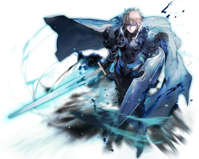 【騎士】闇堕型ランスロット