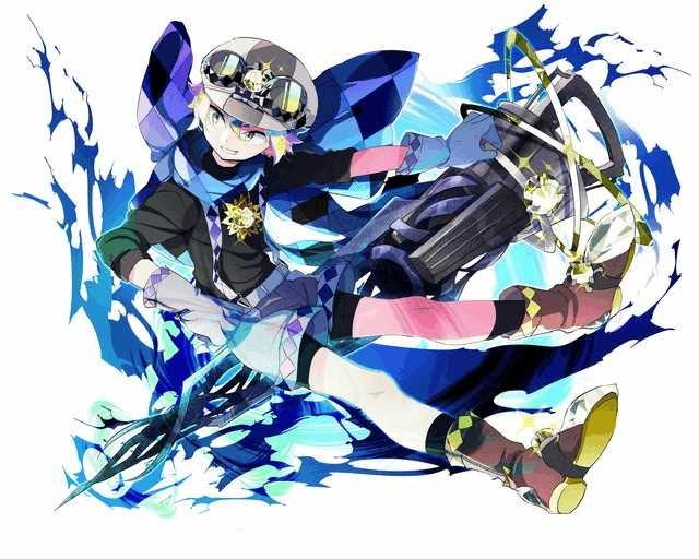 【騎士】支援型ダイヤ