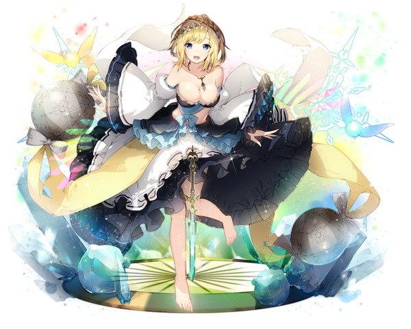 【極光王位妖精】アリアンロッド