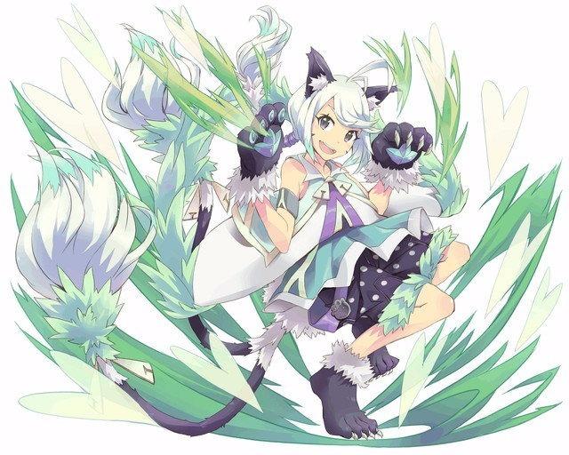 【放埒の妖精】猫又