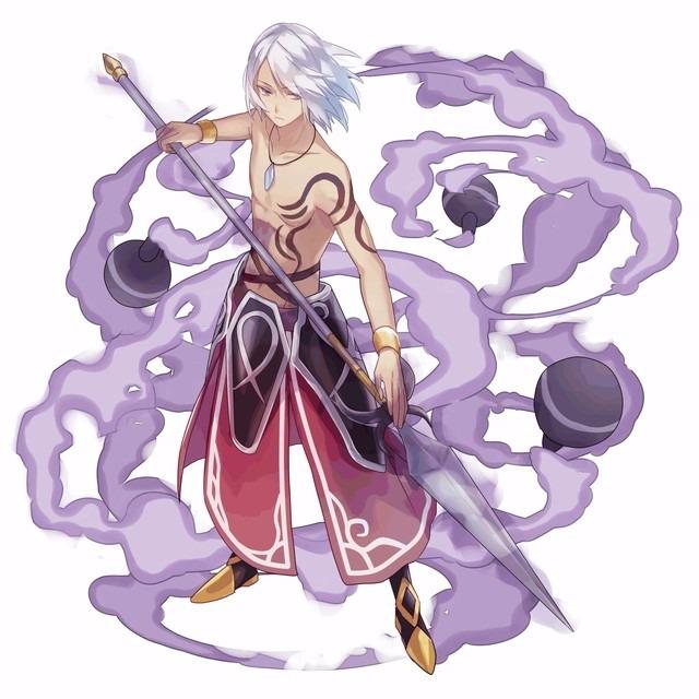 【騎士】剣術型ズフタフ